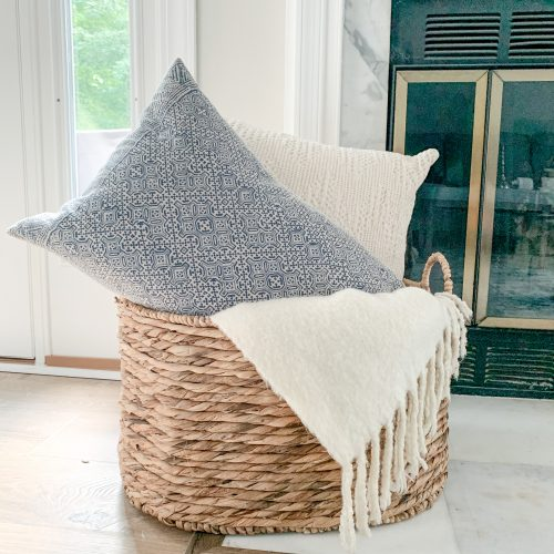 Perfect Baskets for your Living Room