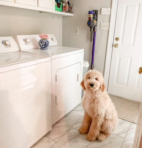 Before and After: Our Laundry Room