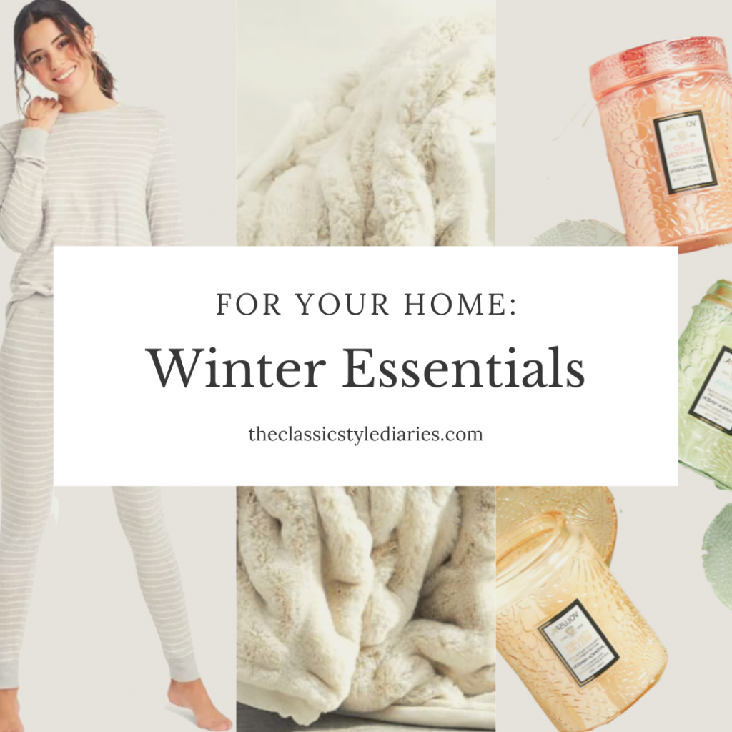 comfy winter products