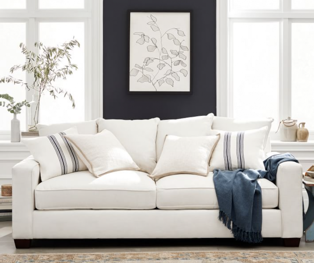 ways to save on living room update
