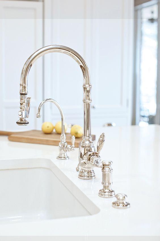 nickel faucet
